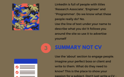 5 Top Tips for LinkedIn