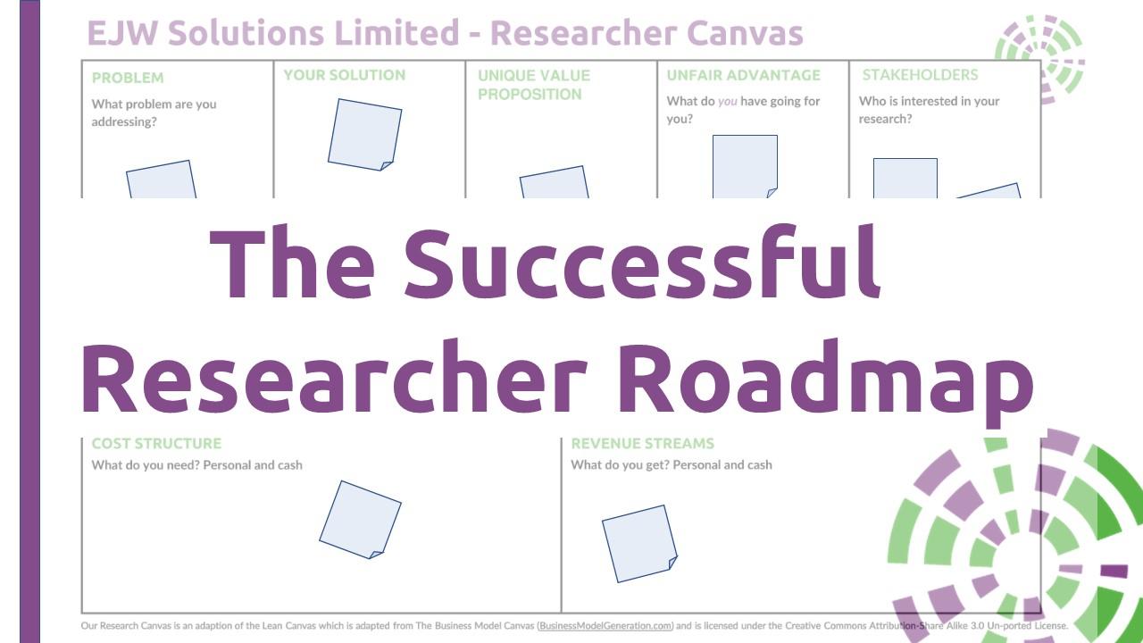 successful researcher roadmap