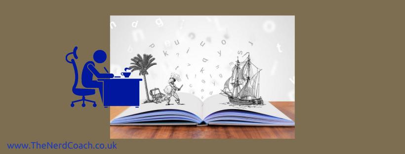 A pirate story and a postdoc writing